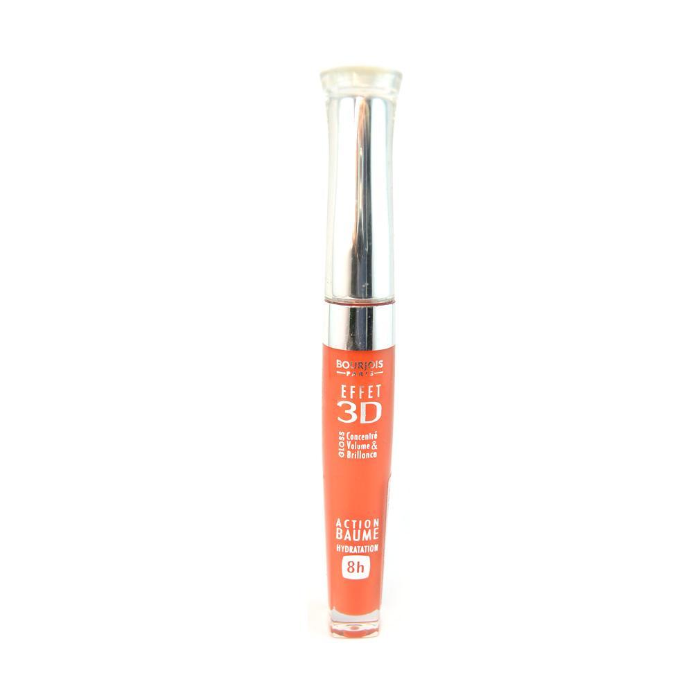 Luciu de buze pentru volum si stralucire Bourjois Effet 3D Volume and shine elixir Lipgloss - 55