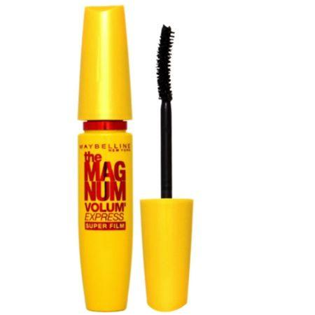 Mascara Maybelline The Magnum Volum'Express Mascara Black