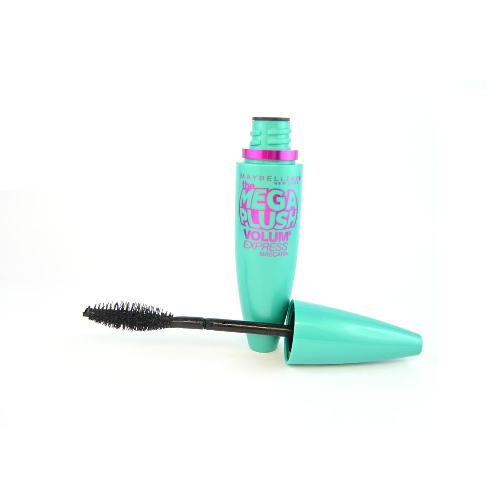 Mascara Maybelline The Mega Plush Mascara Very Black