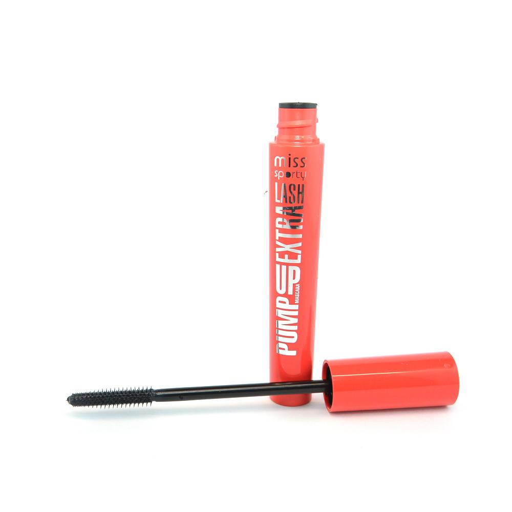 Mascara Miss Sporty Pump Up Extra Lash Mascara - Black