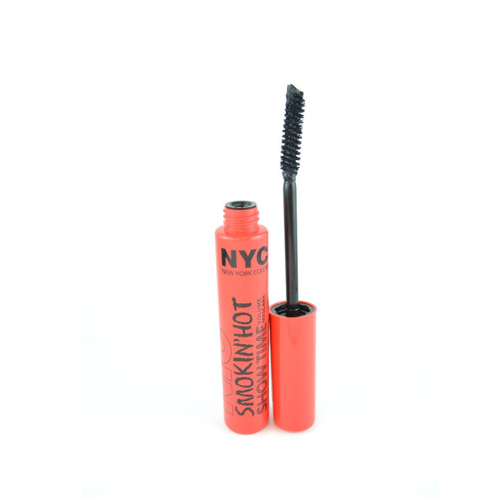 Mascara New York Color Smokin' Hot Showtime Mascara Black