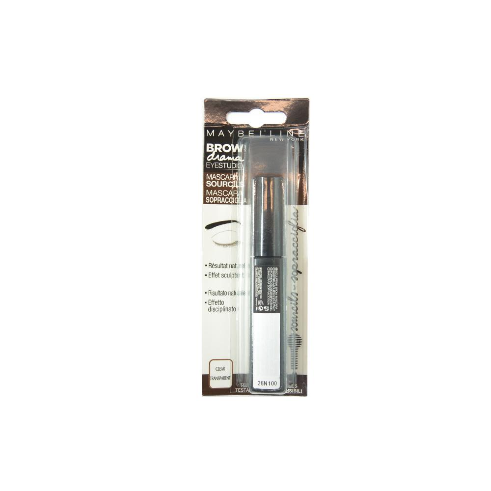 Mascara sprancene Maybelline Brow Drama Sculpting Brow Mascara Clear