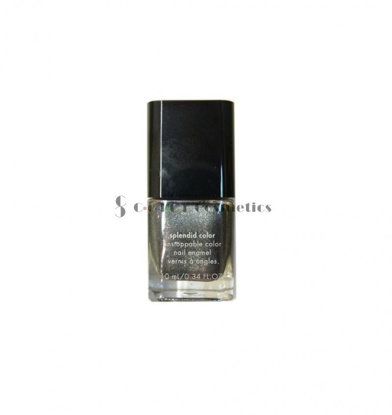 Oja Calvin Klein Splendid Color Nail polish - Black Shimmer