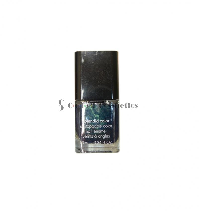 Oja Calvin Klein Splendid Color Nail polish - Navy Sparkle NOU