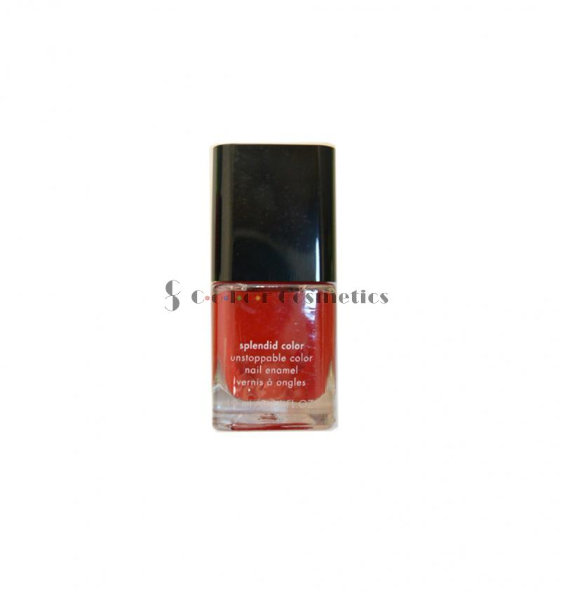 Oja Calvin Klein Splendid Color Nail polish - Red Red