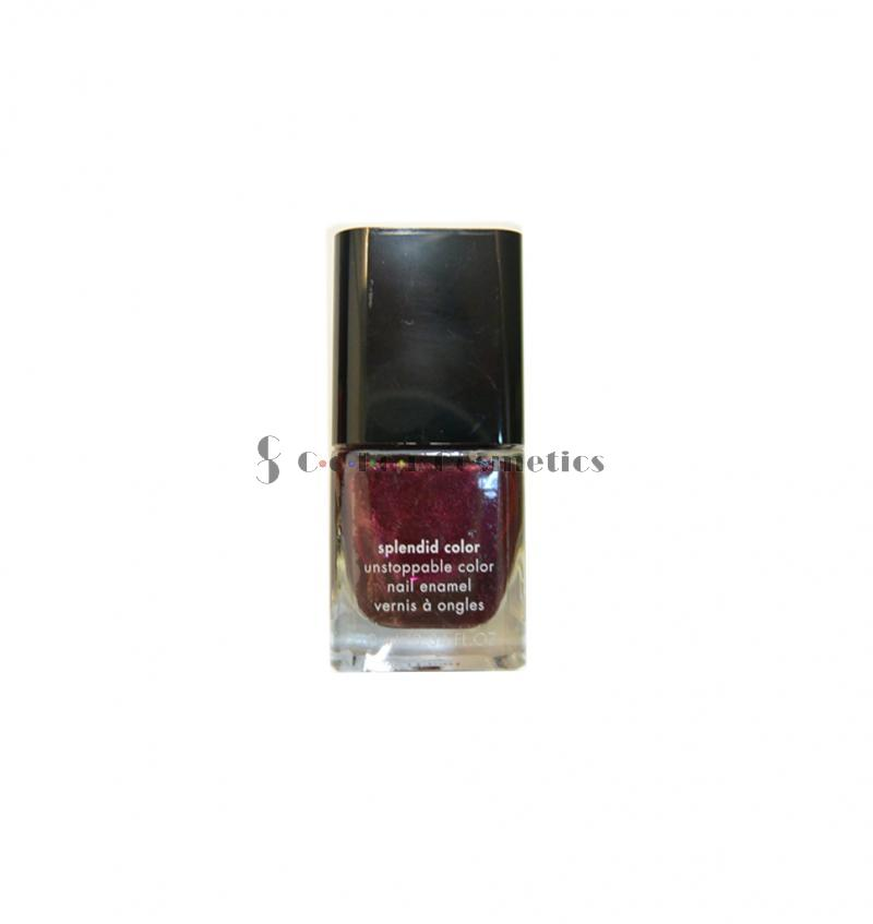 Oja Calvin Klein Splendid Color Nail polish - Red Wine