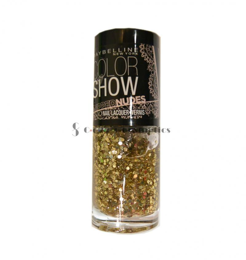 Oja Maybelline Color Show Stripped Nudes - Undress to impress