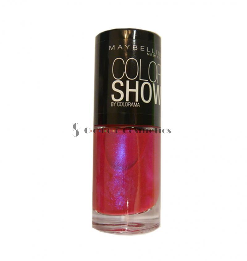 Oja Maybelline Color Show - Speeding Light