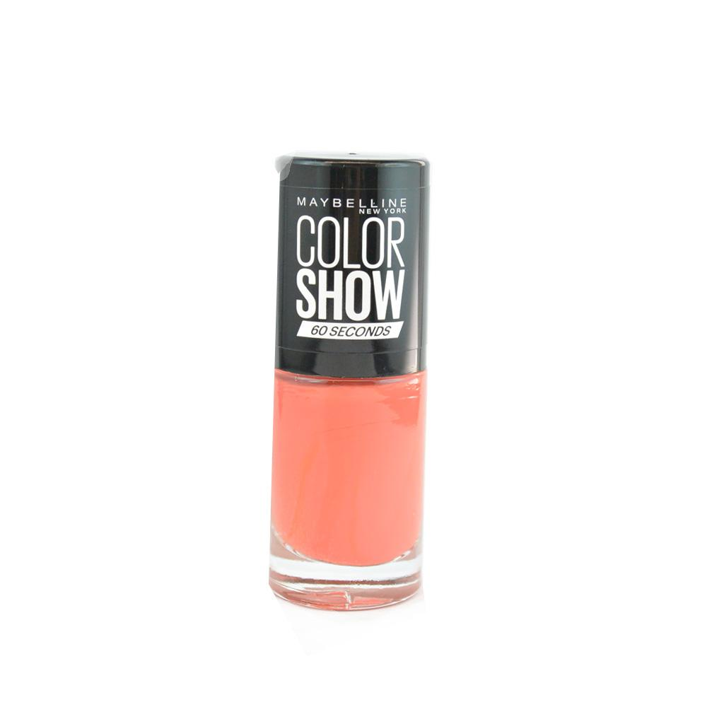 Oja Maybelline Color Show Nail Polish - Coral Craze