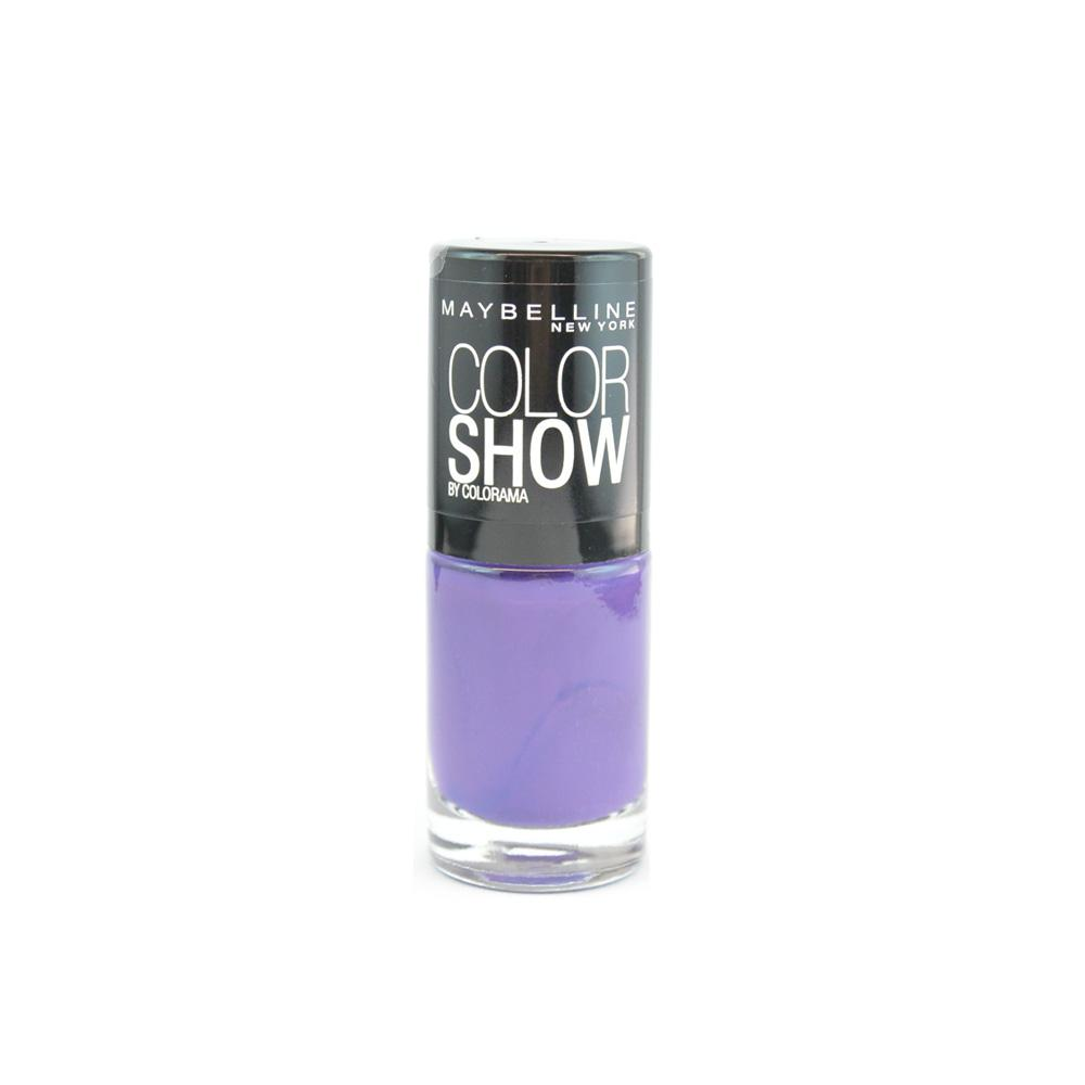 Oja Maybelline Color Show Nail Polish - Orchid Violet