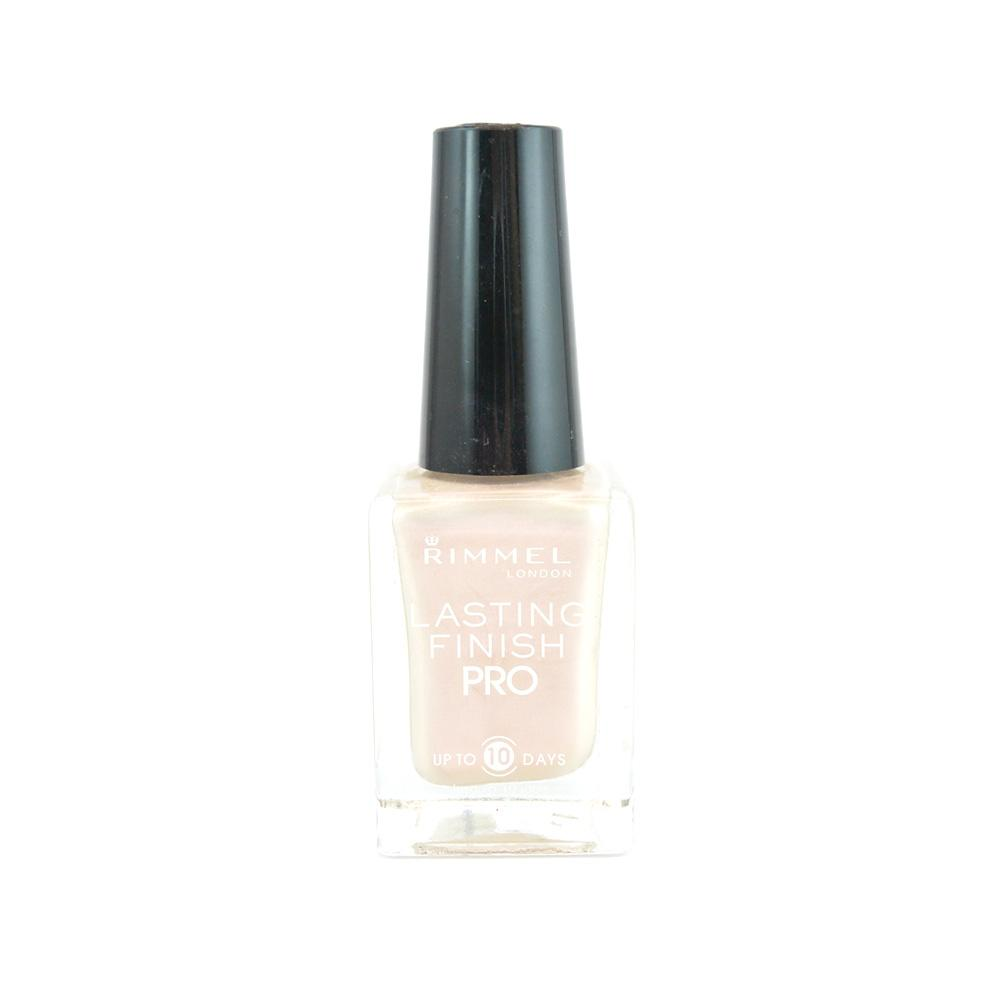 Oja Rimmel Lasting Finish Pro Nail Polish - Crushed Pearl