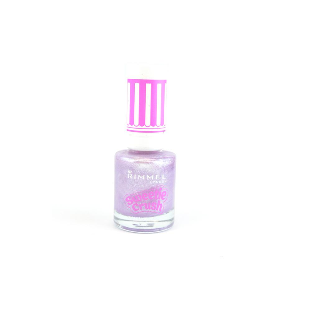 Oja Rimmel Sweetie Crush Nail Polish - Violet swizzle