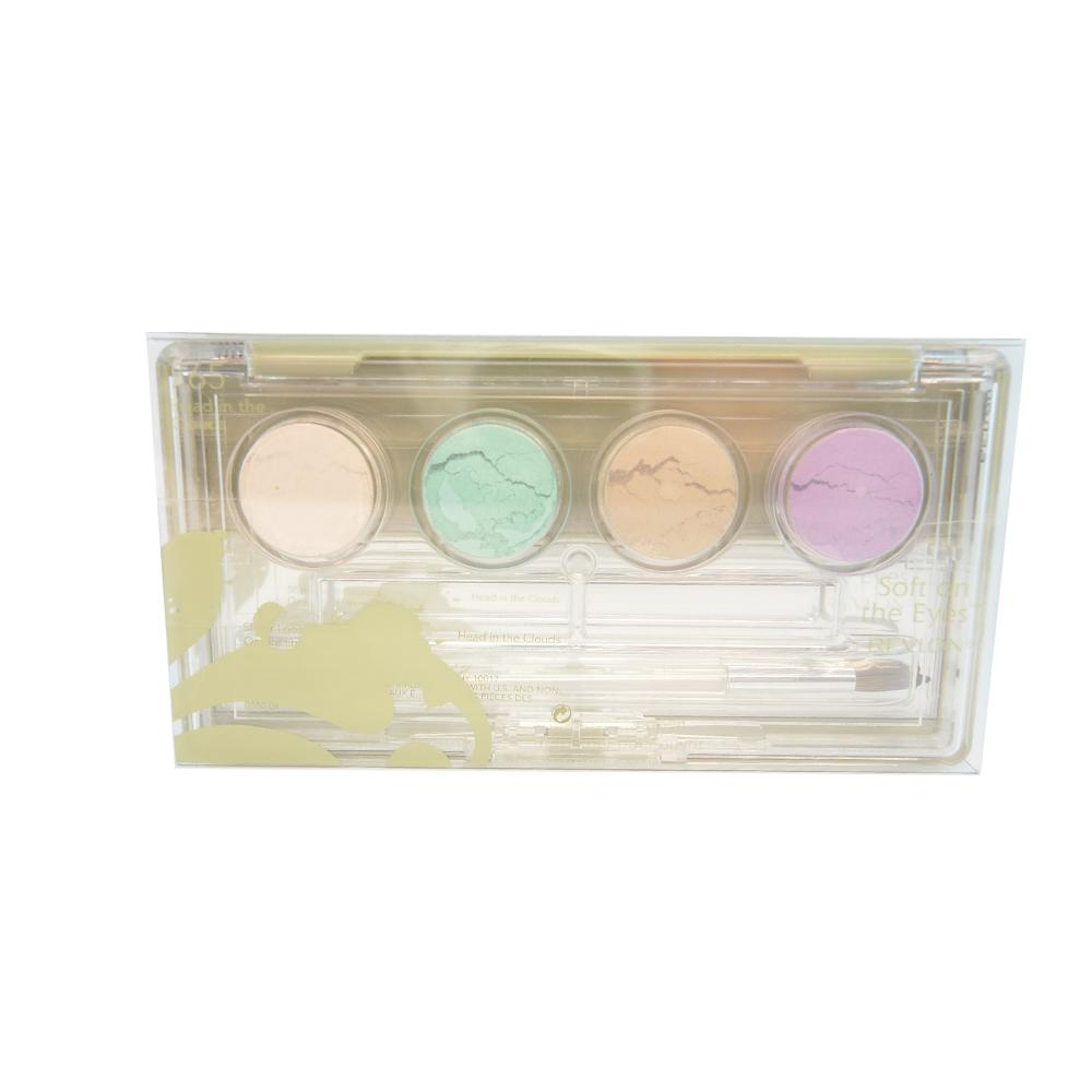 Paleta de farduri tip acuarela Revlon Soft On The Eyes Sheer Loose Shadow - Head in the clouds