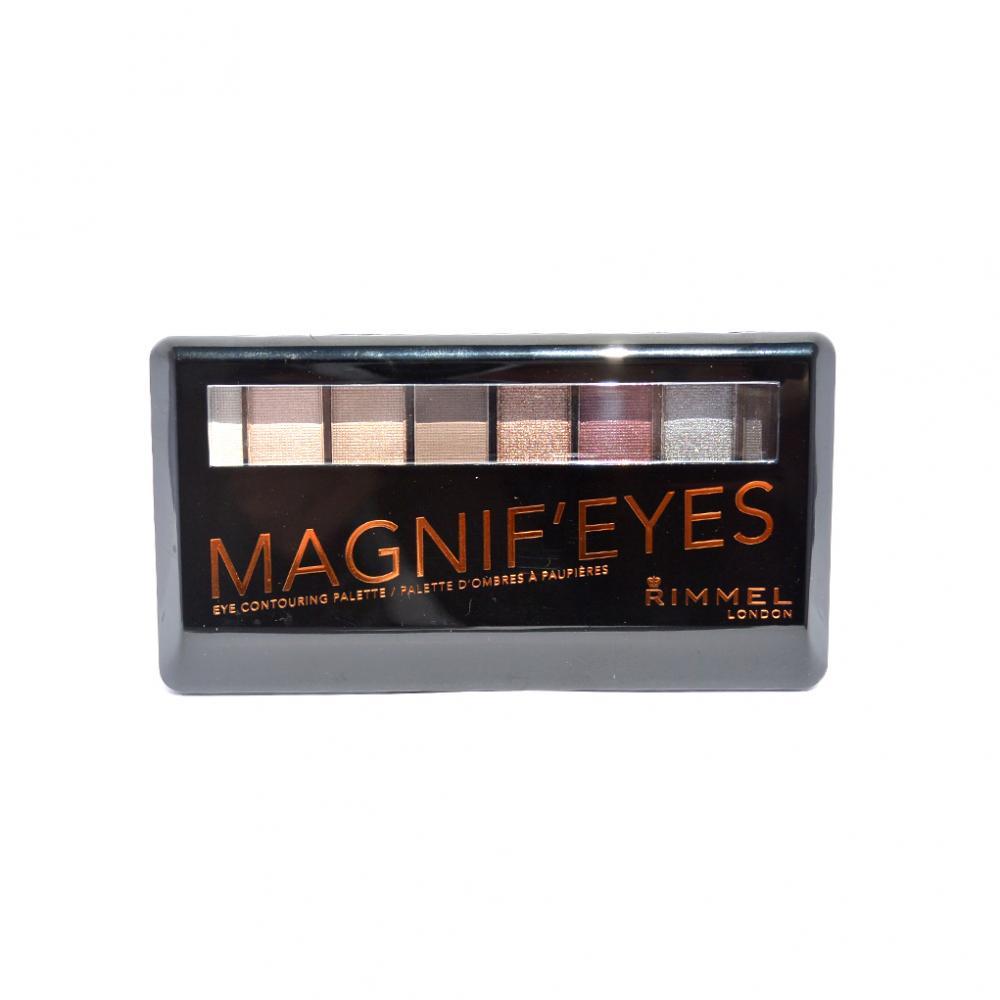 Paleta farduri Rimmel Magnif'eyes Eye Contouring Palette - Grunge Glamour