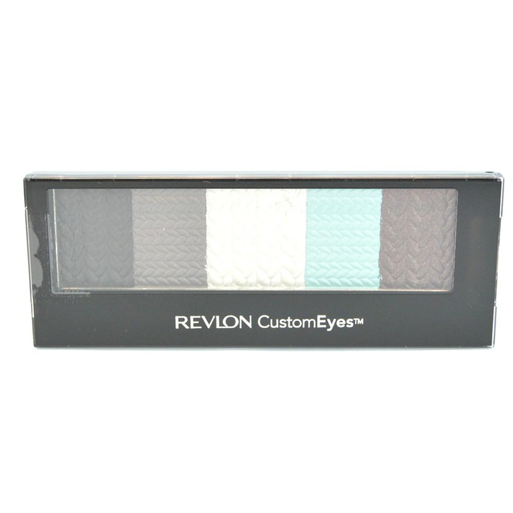 Paleta farduri si liner Revlon Custom Eyes Shadow & Liner - Beach Beauty