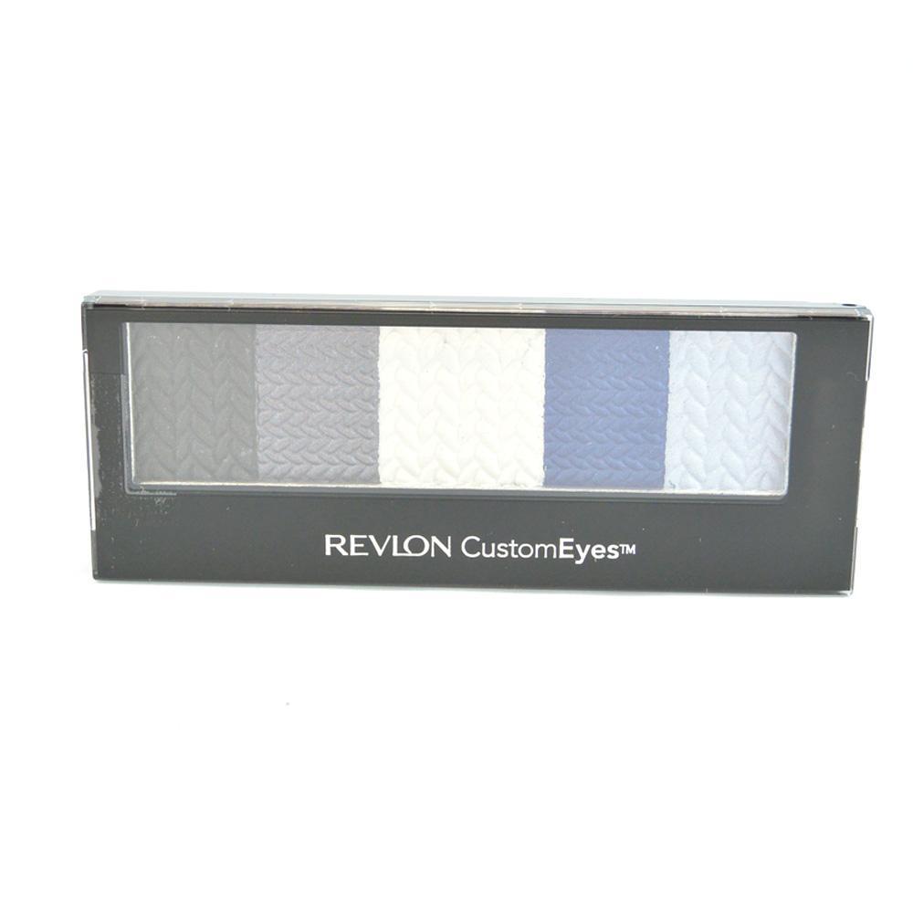 Paleta farduri si liner Revlon Custom Eyes Shadow & Liner - Smoky Sexy