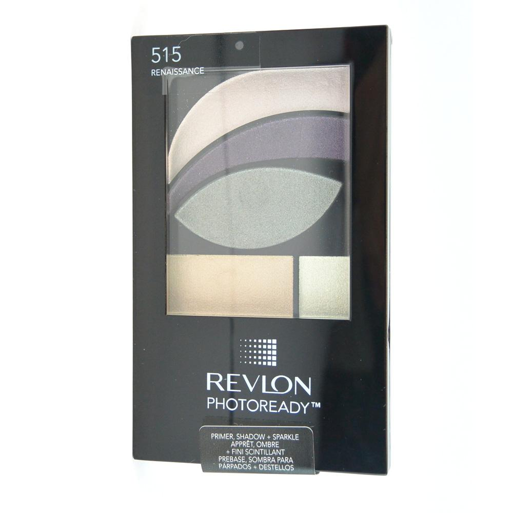 Paleta primer si farduri Revlon PhotoReady Primer, Shadow and Sparkle - Renaissance
