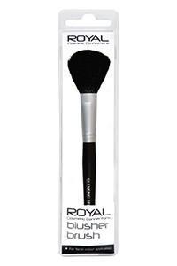 Pensula pentru fardul de obraz / pudra Royal Cosmetic Connections Blusher Brush