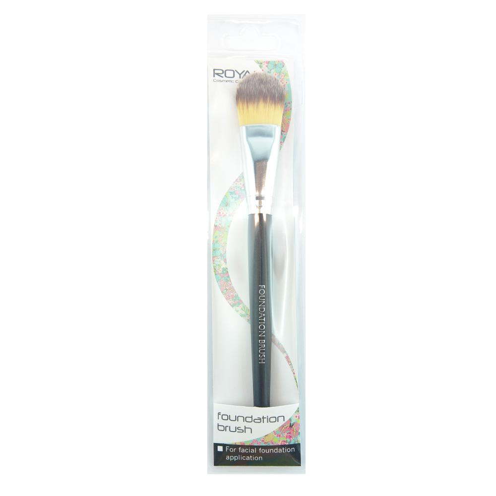 Pensula pentru fondul de ten Royal Cosmetic Connections Foundation Brush