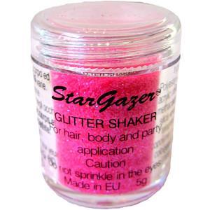 Sclipici Glitter Stargazer pentru par si corp- UV Pink