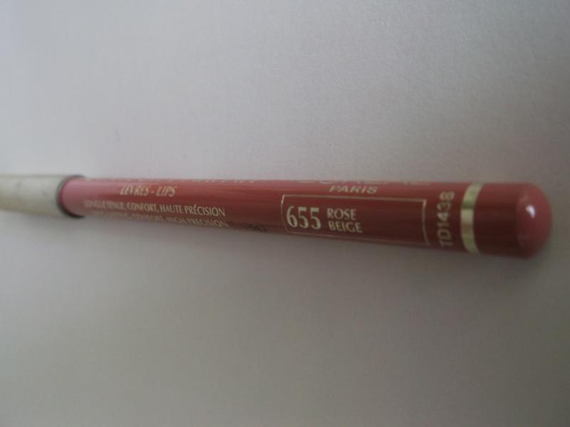 Creion contur buze L'Oreal Contour Parfait Lip Liners - Rose Beige