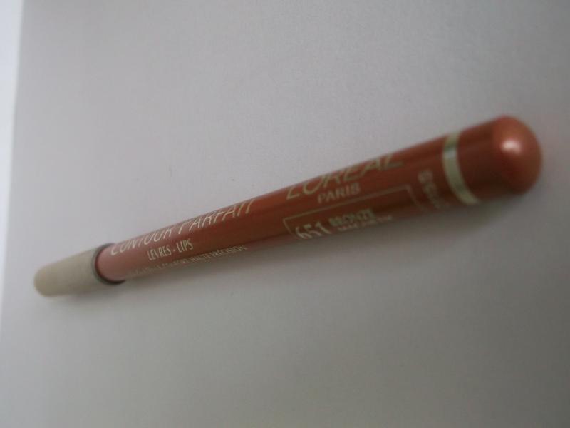 Creion contur buze L'Oreal Contour Parfait Lip Liners - Bronze Magnetic