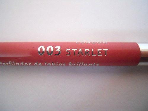 Creion de buze Rimmel Vinil Jelly Gloss - Scarlet
