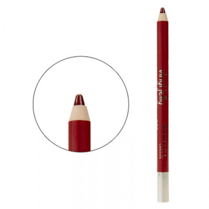 Creion de buze Rimmel Vinil Jelly Gloss - Hot Spark