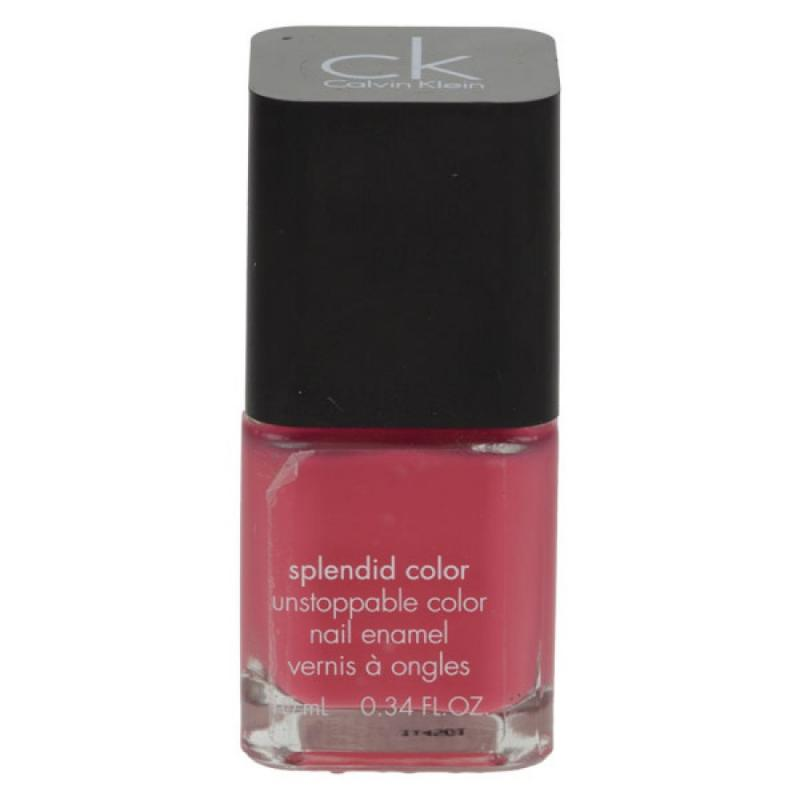 Oja Calvin Klein Splendid Color Nail polish - Crushed Rose
