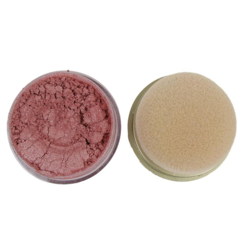 Blush-er Cu Puff De Aplicare Body Collection Blusher Puff  - B07