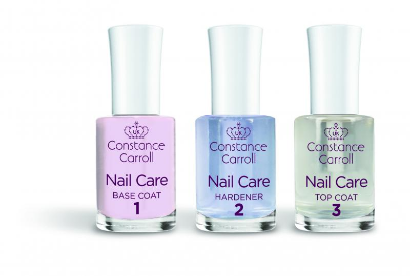 Ingrijre unghii pas 1 base coat Constance Carroll