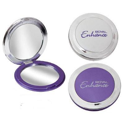 Oglinda compacta Royal Enhance Compact Mirror - Purple