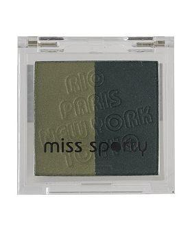 Fard Miss Sporty Studio Colour Duo Eyeshadow - Hawaii