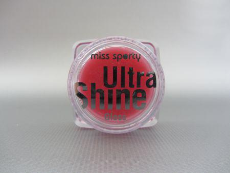 Lip gloss Miss Sporty Ultra Shine Gloss - Envy me