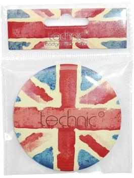 Oglinda Technic Union Jack Badge