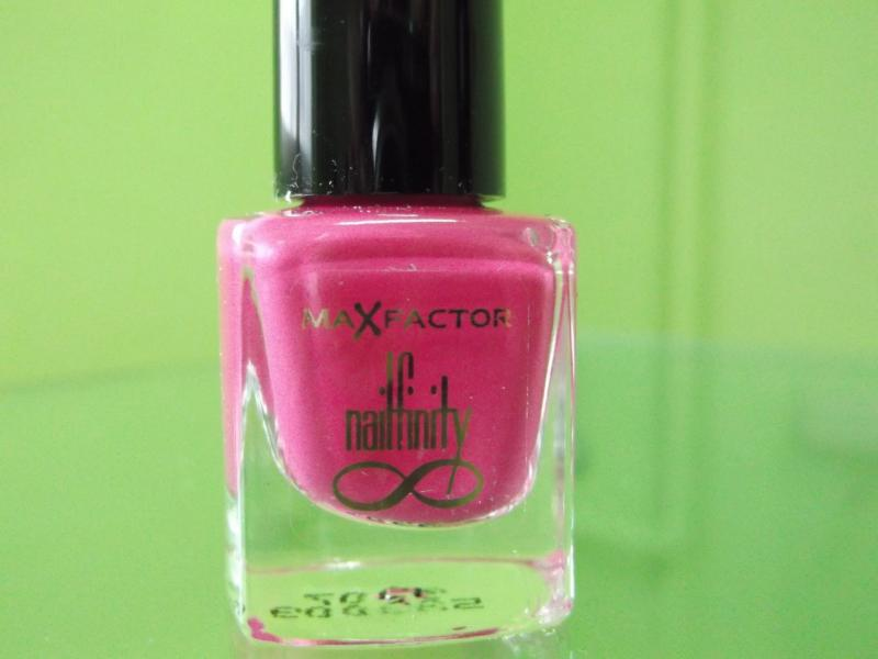 Oja Max Factor Mini Nailfinity - Disco Pink