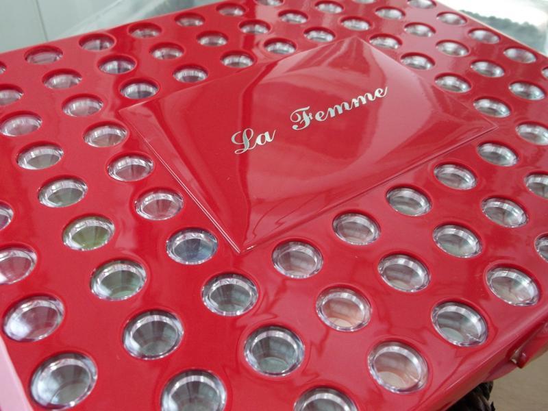 Kit Machiaj La Femme - Red Case