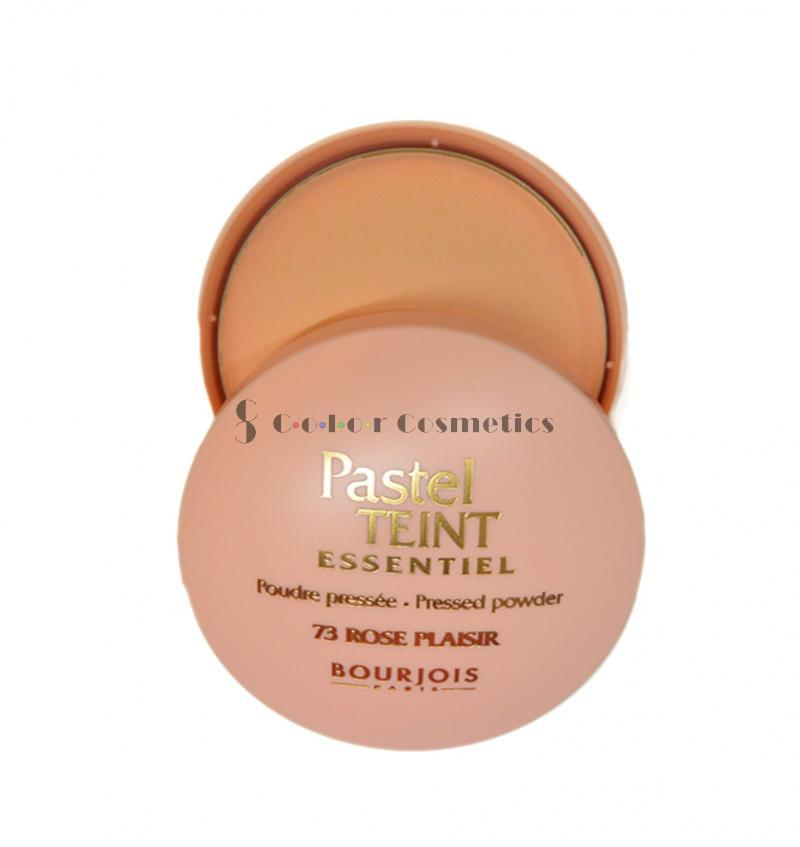 Pudra compacta Bourjois Pastel Teint Essentiel pressed powder - Rose Plaisir