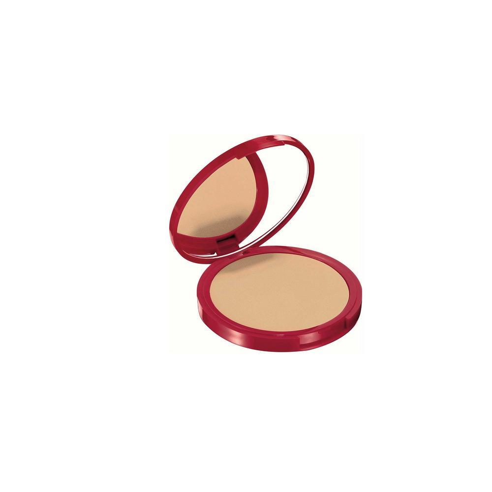 Pudra compacta ce uniformizeaza tenul si hidrateaza Bourjois Healthy Balance Unifying Powder, 55, Dark Beige , Nuanta inchisa