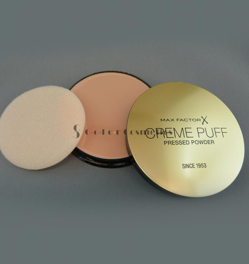 Pudra compacta Max Factor Creme Puff - Candle Glow