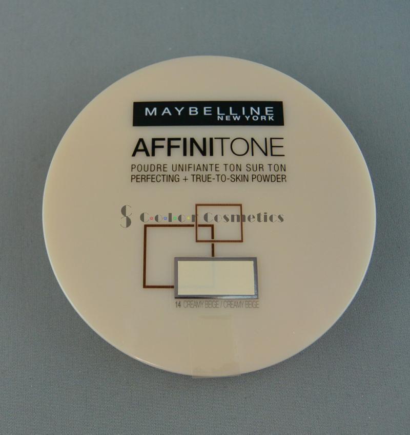 Pudra Compacta Maybelline Affinitone -  Creamy Beige