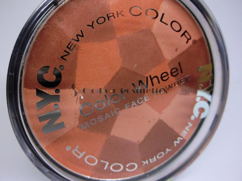 Pudra compacta mozaic NYC - Mocha Glow