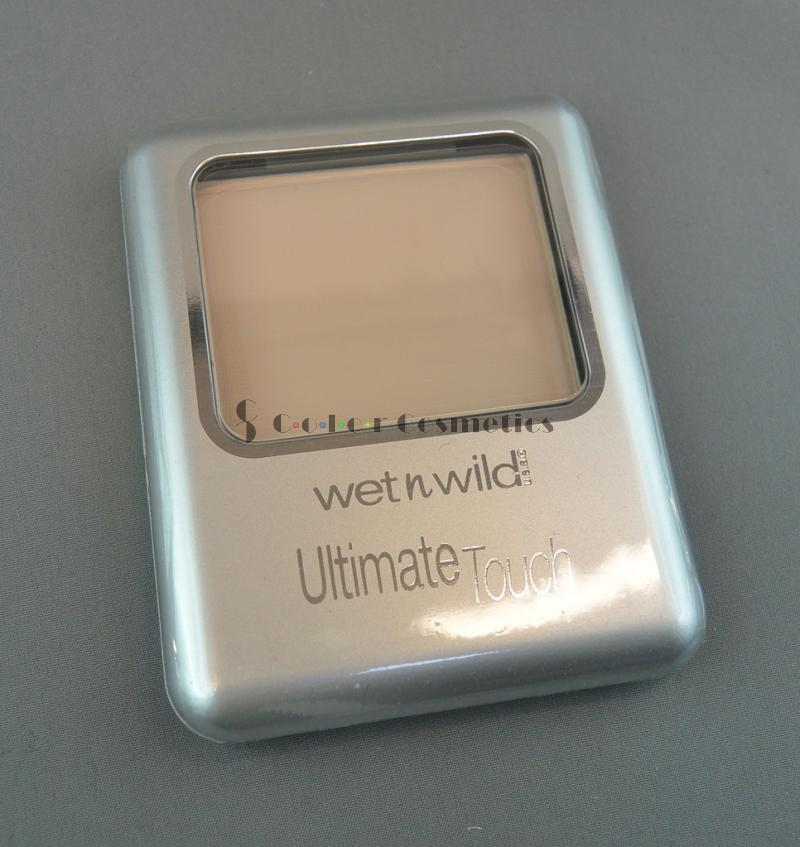 Pudra compacta Wet n wild ultimate touch - Natural