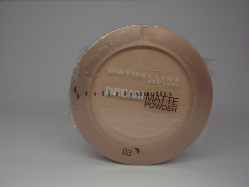 Pudra Maybelline Dream Matte Powder - Golden Beige