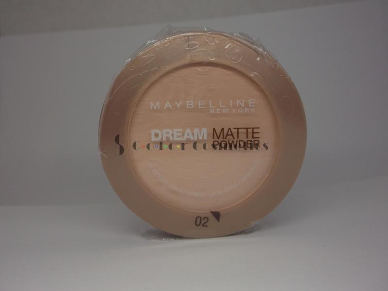 Pudra Maybelline Dream Matte Powder - Rose Ivory