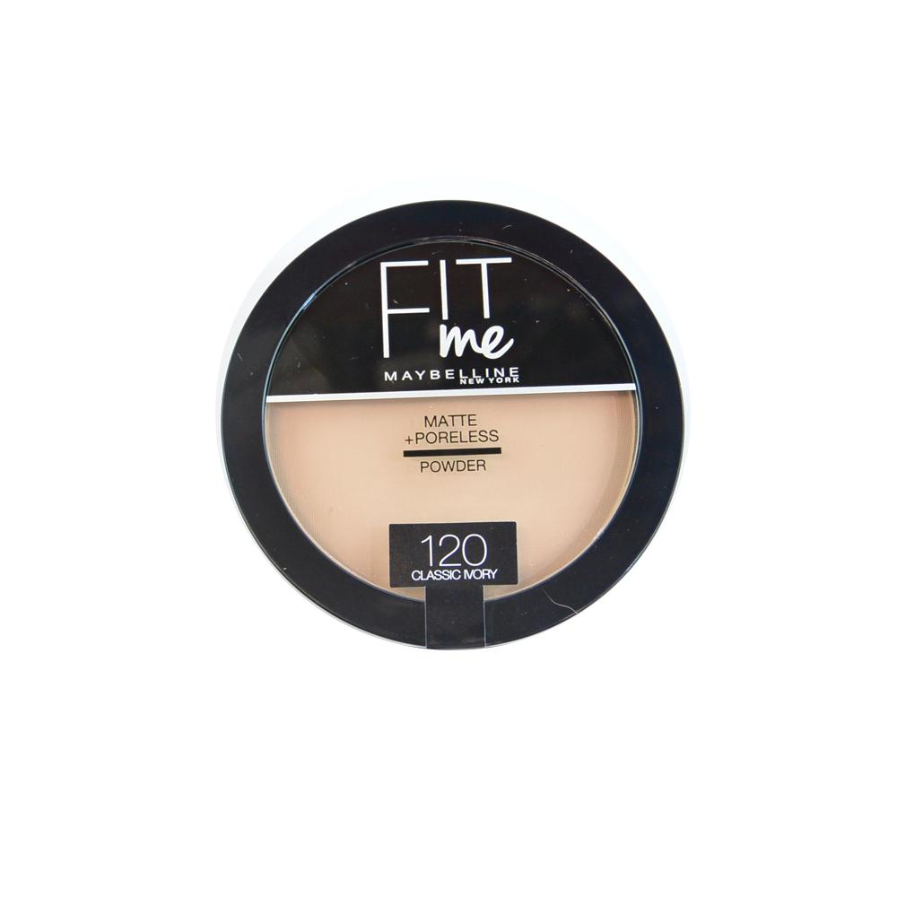 Pudra Maybelline Fit Me Pressed Powder - Classic Ivory