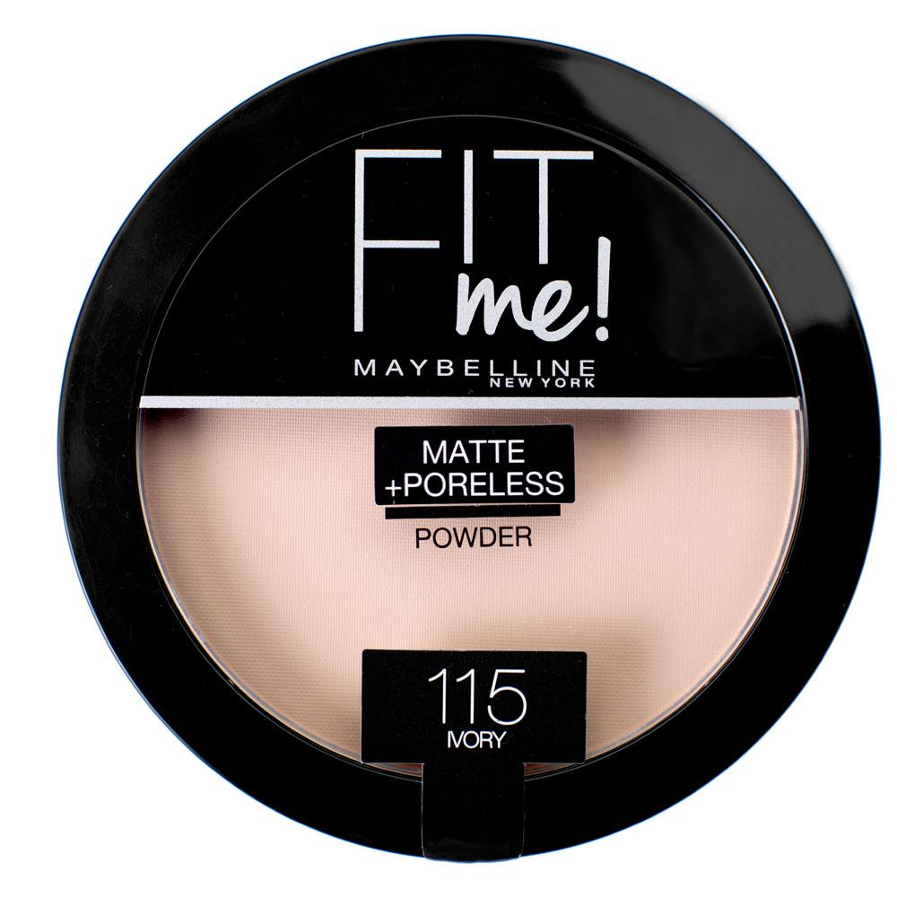 Pudra Maybelline Fit Me Pressed Powder - Ivory