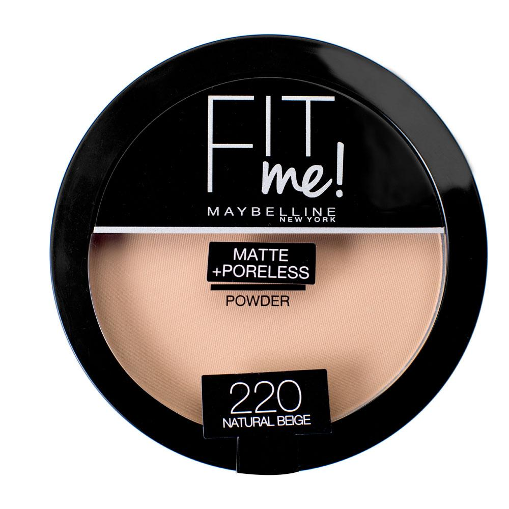 Pudra Maybelline Fit Me Pressed Powder - Natural Beige