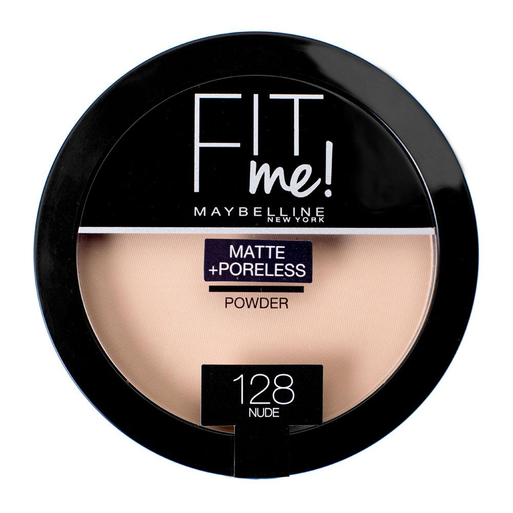 Pudra Maybelline Fit Me Pressed Powder - Nude