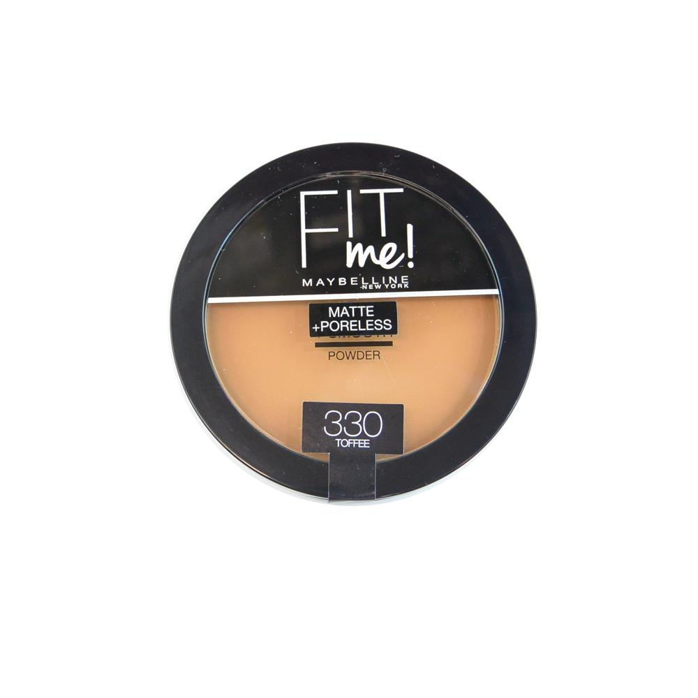 Pudra Maybelline Fit Me Pressed Powder - Toffee